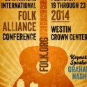 Folk Alliance International conference